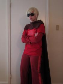 Dave Strider from MS Paint Adventures / Homestuck worn by fin fish