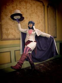 Mephisto Pheles from Blue Exorcist worn by fin fish