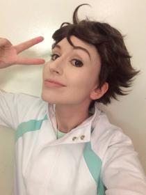 Oikawa Tooru from Haikyuu!! worn by fin fish