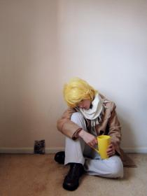 Kazuaki Nanaki from Hatoful Boyfriend worn by fin fish