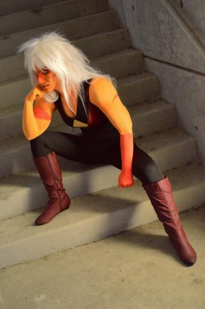 Jasper from Steven Universe by fin fish