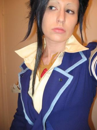 Yeager from Tales of Vesperia worn by fin fish