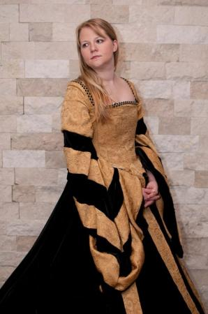 Anne of Cleeves from Original:  Historical / Renaissance worn by auburnkt