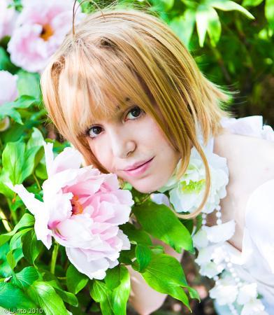 Sakura from Tsubasa: Reservoir Chronicle worn by Peachberri