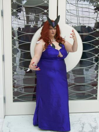 Queen Beryl from Sailor Moon worn by Sadira-Pookie