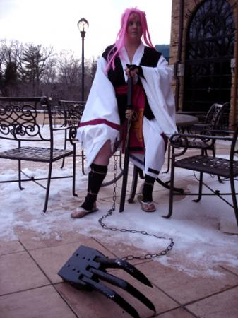 Baiken from Guilty Gear XX worn by Sadira-Pookie