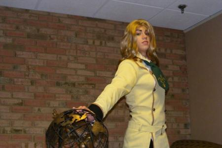 Milly Ashford from Code Geass worn by Relena Warcraft