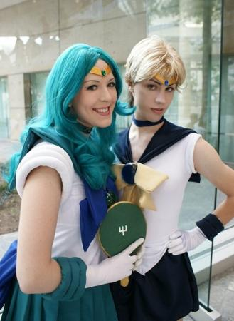Sailor Uranus from Sailor Moon S worn by Relena Warcraft