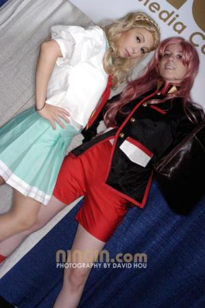 Utena Tenjou from Revolutionary Girl Utena worn by Usa_ko
