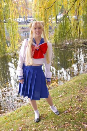 Usagi Tsukino from Sailor Moon worn by Usa_ko