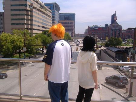 Rukia Kuchiki from Bleach worn by Kero Trigger