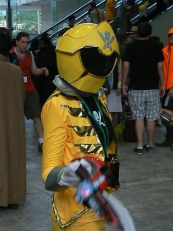 Gokai Yellow / Luka Millfy from Kaizoku Sentai Gokaiger