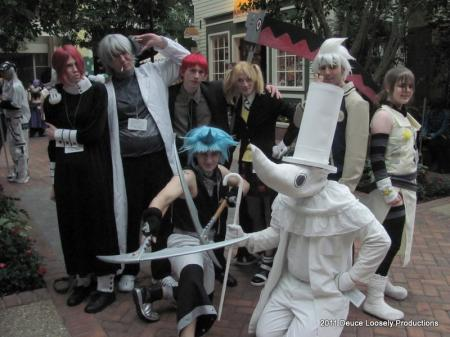 Excalibur from Soul Eater