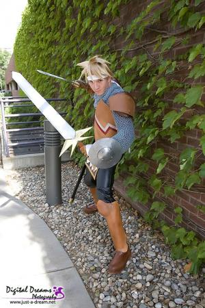 Glenn from Chrono Cross worn by Cobheran