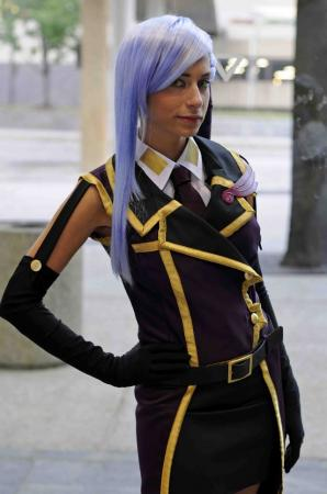 Villetta Nu from Code Geass worn by Kurzes Haar
