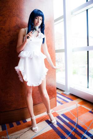 Lynn Minmay from Macross worn by Kurzes Haar