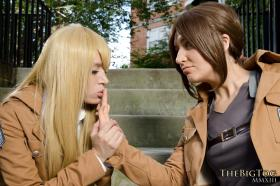 Ymir from Attack on Titan worn by LoveJoker