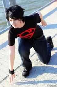 Superboy from DC Comics worn by LoveJoker
