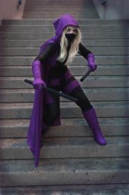 Stephanie Brown from DC Comics worn by LoveJoker