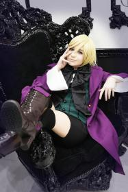 Alois Trancy from Black Butler worn by LoveJoker