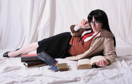 Yomiko Readman from Read or Die