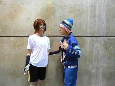 Mikan from Air Gear worn by Erisaka