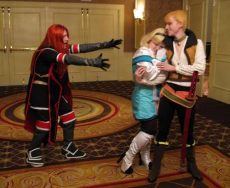 Natalia Luzu Kimuelasca Lanvaldear from Tales of the Abyss worn by Xenedra