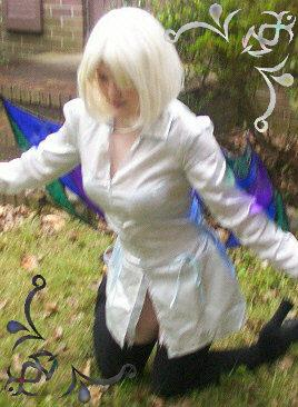 Kurai from Angel Sanctuary worn by Xenedra