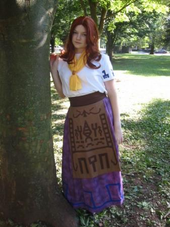 Malon from Legend of Zelda: Ocarina of Time worn by Oneautumnday Costuming