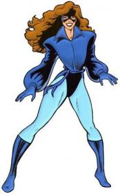 Shadowcat from X-Men
