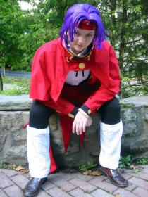 Chrono from Chrono Crusade worn by Oneautumnday Costuming