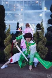Syaoran from Tsubasa: Reservoir Chronicle worn by Shey