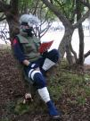Kakashi Hatake from Naruto worn by Shey