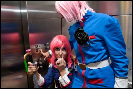 Souji Mikage from Revolutionary Girl Utena worn by C-Rex