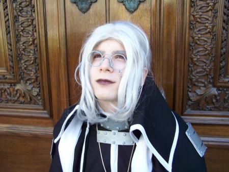 Abel Nightroad from Trinity Blood worn by Robtachi