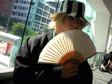 Kisuke Urahara from Bleach worn by Robtachi