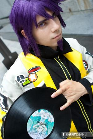 DJ Siren from Beatmania IIDX