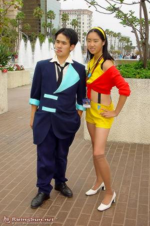 Spike Spiegel from Cowboy Bebop worn by Kitsune Valentine