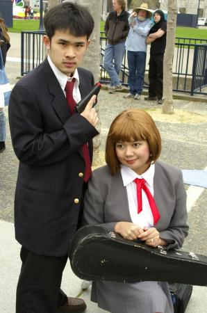 Jose from Gunslinger Girl worn by Kitsune Valentine