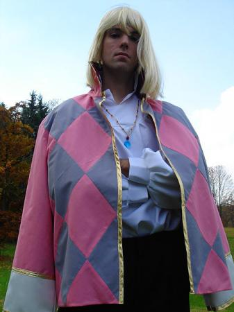 Howl from Howls Moving Castle worn by Flexei