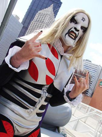 Johannes Krauser II from Detroit Metal City