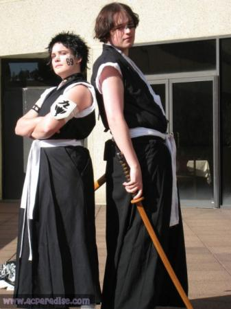 Hisagi Shuuhei from Bleach worn by EK