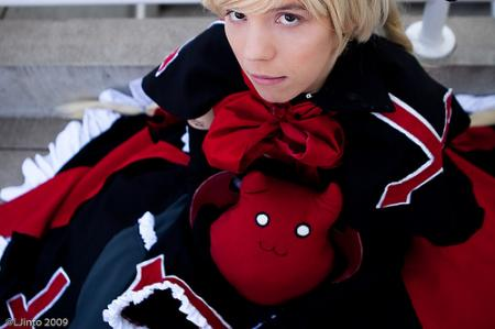 Rachel Alucard from BlazBlue: Calamity Trigger worn by Livengood
