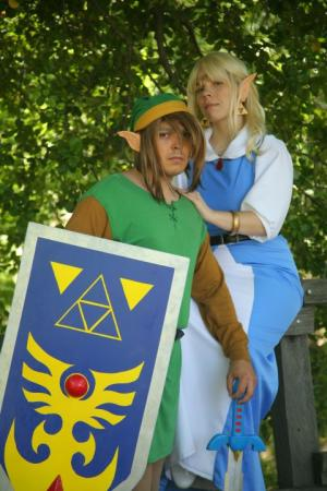 Princess Zelda from Legend of Zelda: A Link to the Past worn by Livengood