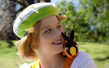 Bianca / Bel from Pokemon worn by Livengood