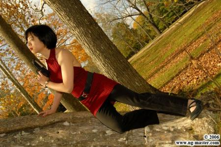 Ada Wong from Resident Evil 2 worn by Ada