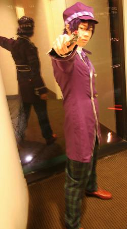 Naoto Shirogane from Persona 4 worn by Ada