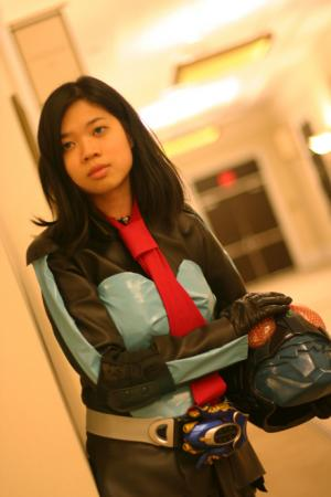 No.1 from Kamen Rider worn by Ada