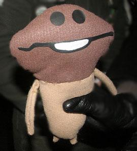 Funghi / Nameko from Touch Detective worn by Ada