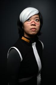 "Takashi ""Shiro"" Shirogane from Voltron: Legendary Defender worn by Ada"
